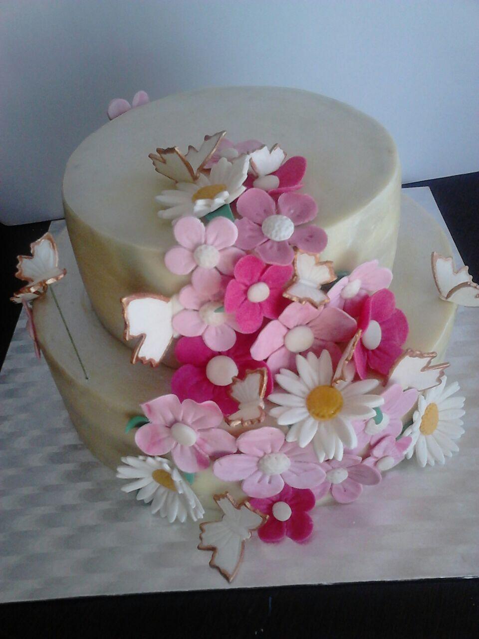 Original tarta de Comunión