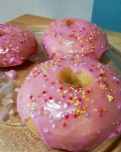 Vegan donuts!!
